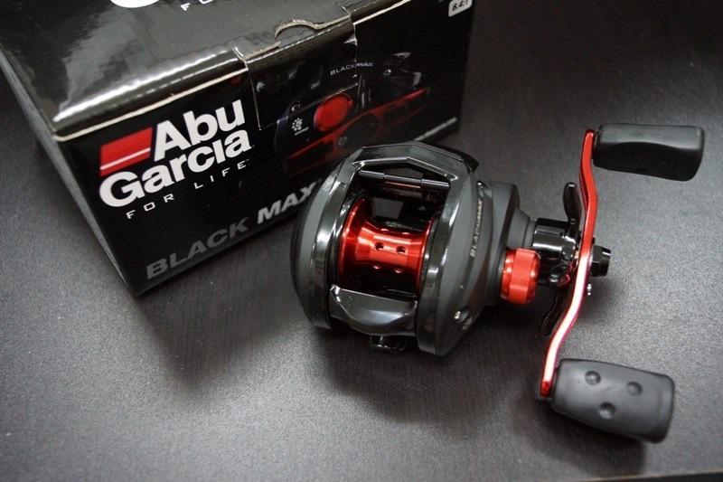Carretilha Abu Garcia Black Max3 + Brinde + Original
