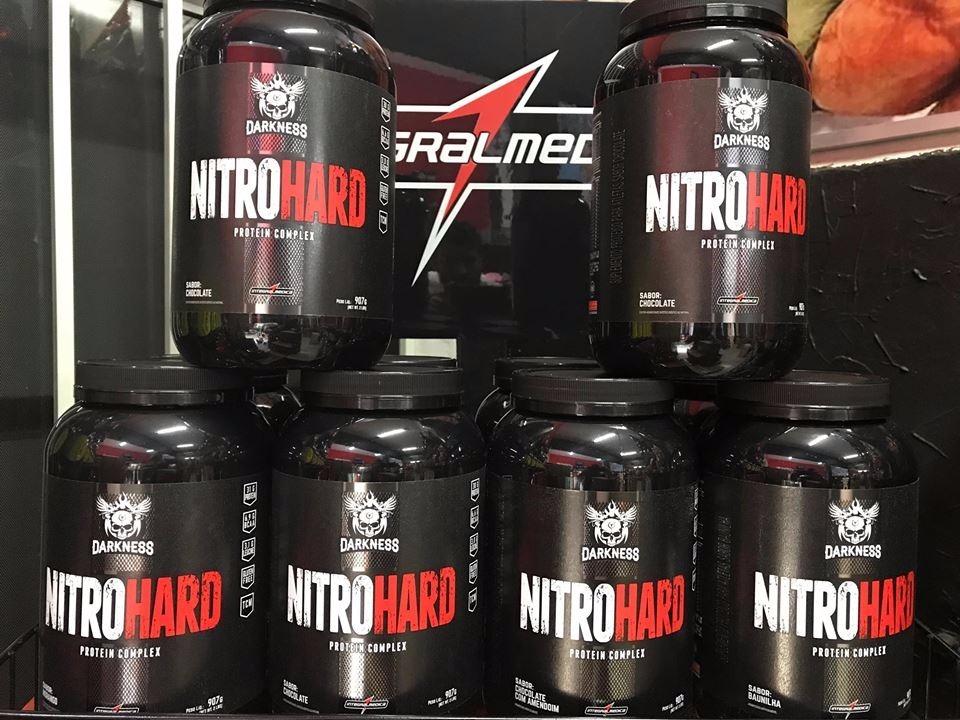 Nitro Hard - 907 Gr - Integralmedica