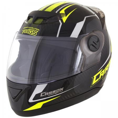 Capacete Liberty Evolution 788 G5 Carbon Evo