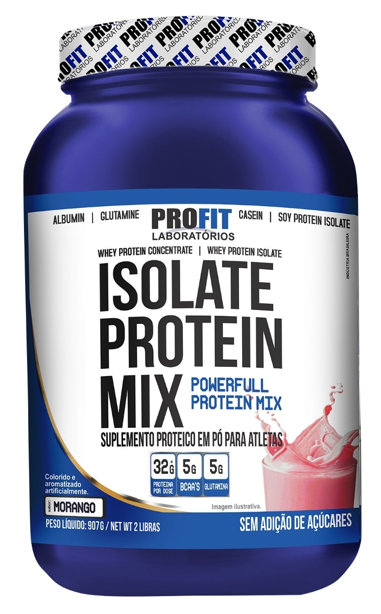Whey Isolate Protein Mix - Pote- Profit - Wey Way Isolado