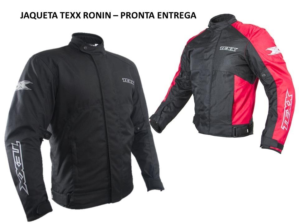 Jaqueta Texx Impermeável Ronin Motociclista Com Garantia