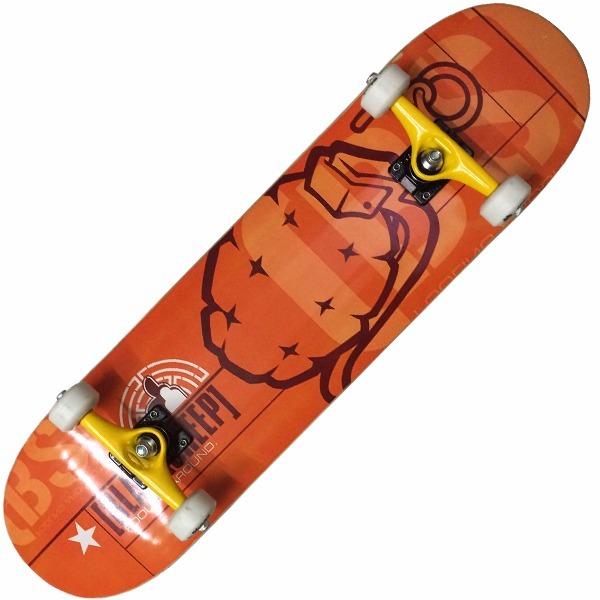 Skate Black Sheep Original Com Abec-3 Envio Imediato