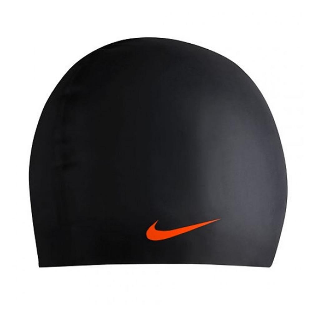 Touca De Nata??o Nike Solid Silicone Cap - Cores