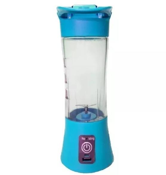 Mini Liquidificador Portátil Shake Juice Cup + Cabo Usb A11