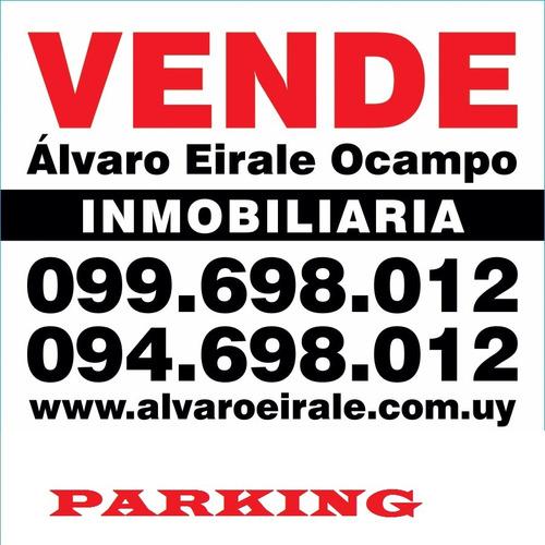# centro el mejor parking 1.600 m2