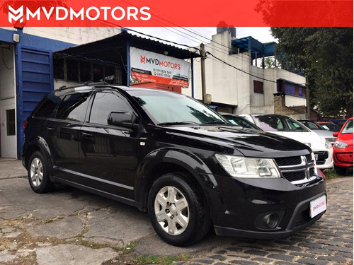 !! dodge journey 2.4 - 7 plazas permuto financio !!