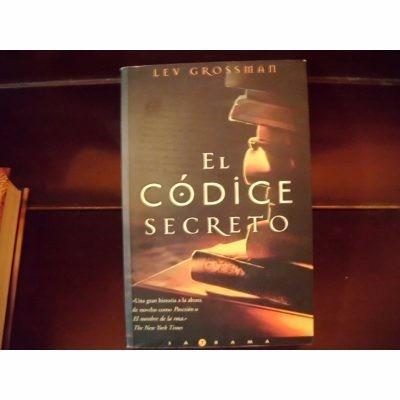 * el codice secreto -   lev grossman
