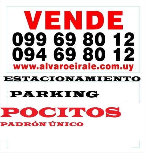 # estacionamiento en pocitos