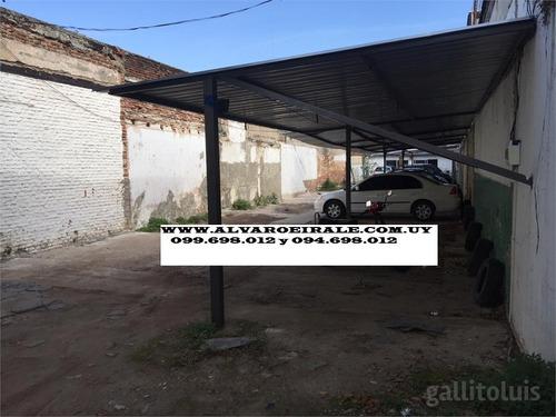 # estacionamiento padrón único  350 m2*