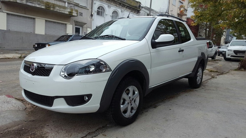 _ fiat strada trekking doble cabina 100 % financiado!!!