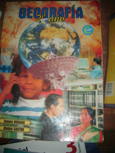 * geografia 2º año - ivonne budano/gladys castro