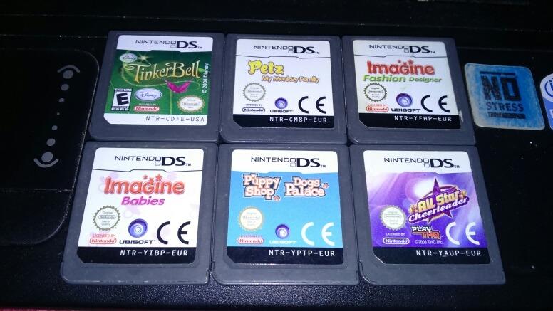 Juegos Nintendo Ds Originales Precio Unit 250 00 En Mercado