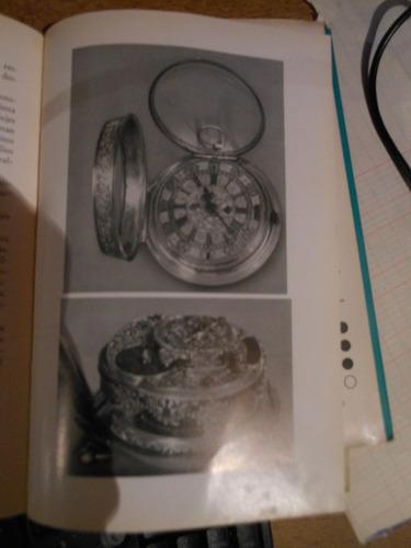 * * libro sobre relojes de bolsillo y ornato  -   bertele