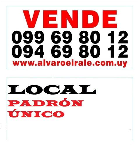 # local la comercial  400 m2*