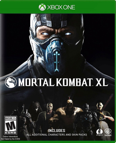 ..:: mortal kombat xl de xbox one ::.. en gamewow