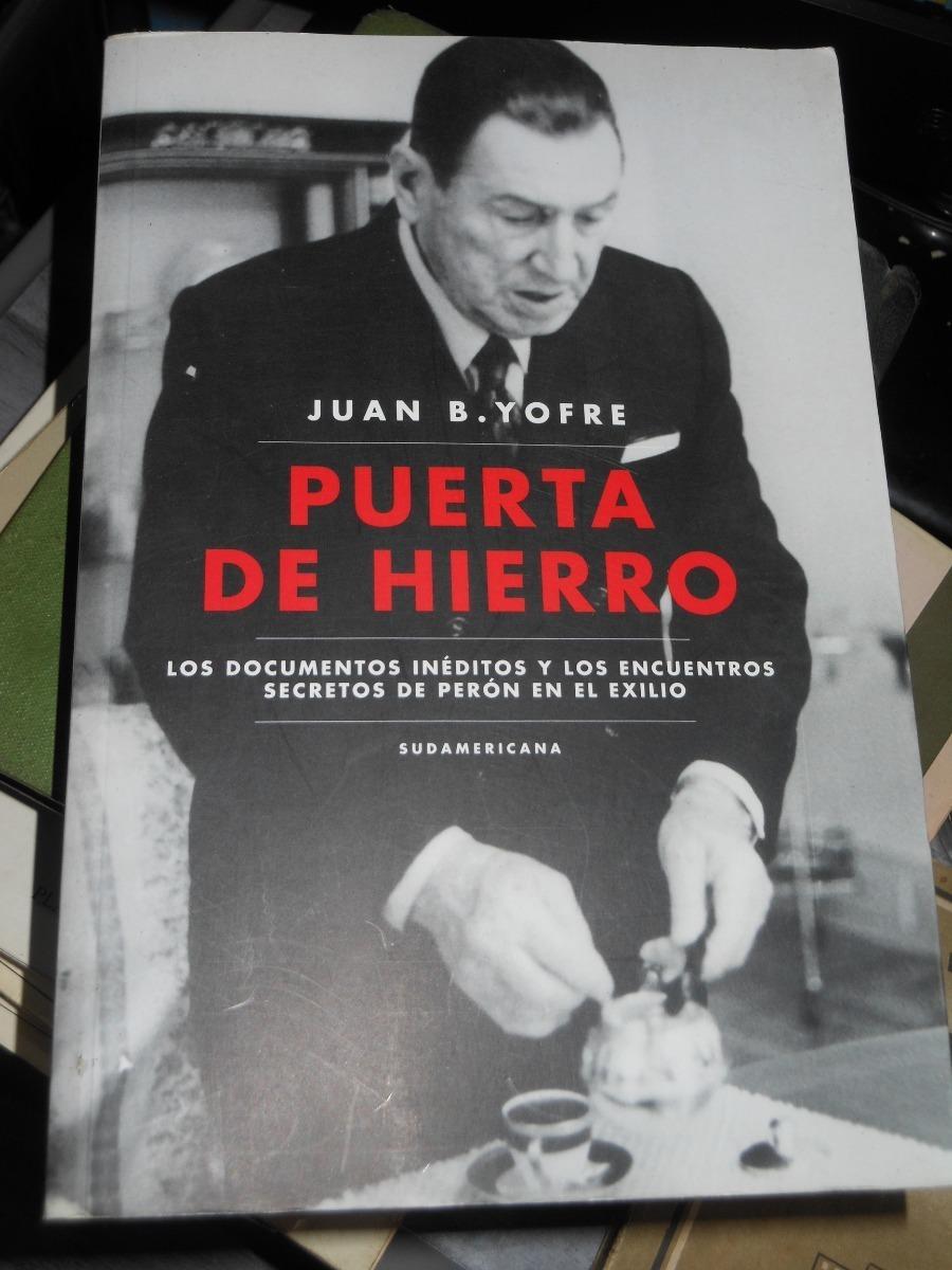 Resultado de imagen para JUAN BAUTISTA YOFRE PUERTA DE HIERRO
