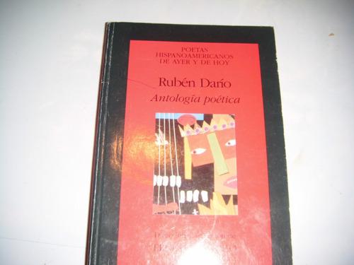 * ruben dario  - antologia poetica