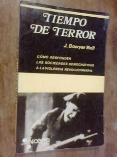 * tiempo de terror  -    j. bowyer bell