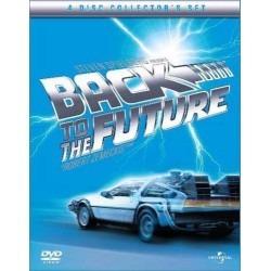 °°° volver al futuro / 3-disc dvd set / la trilogía!!! °°°
