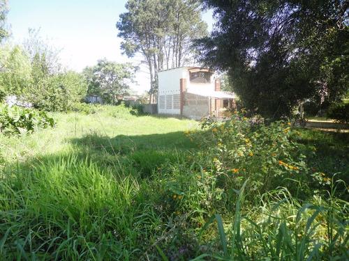 0e0te183pp terreno en parque del plata sur