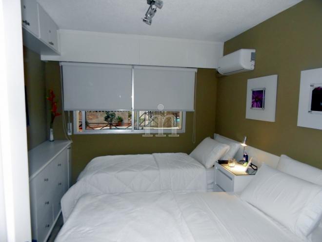 1 dormitorio sobre rambla gandhi