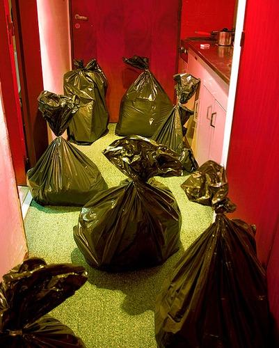 10 bolsas de residuo 70 cms x 1 metro gruesas resistenes $80