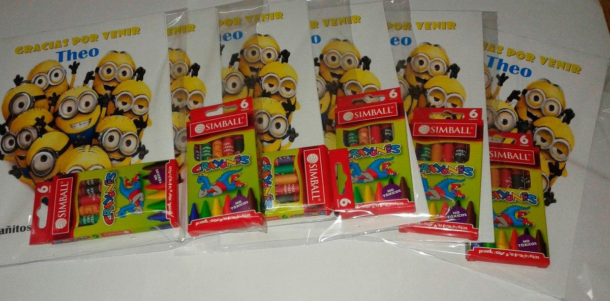 10 Libritos Para Colorear Personalizados, Libros C/crayones! - $ 290 ...
