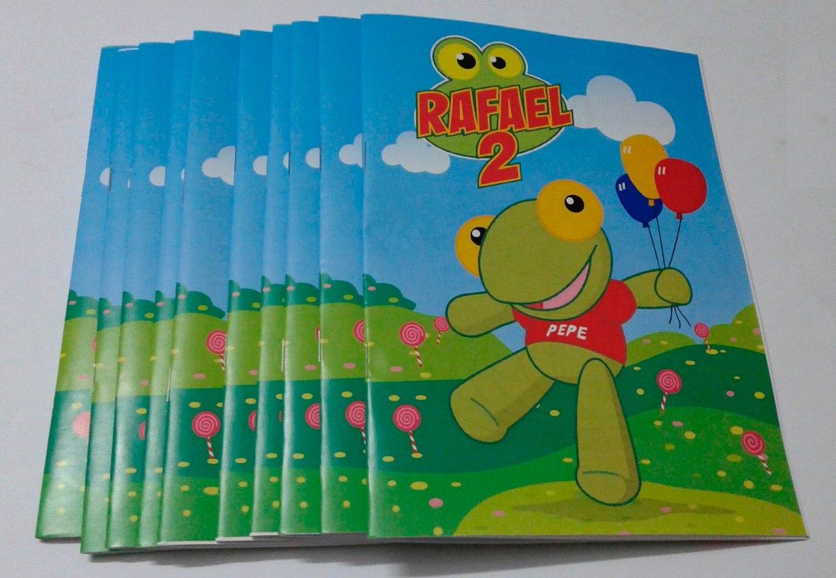 10 Libritos Para Colorear Personalizados, Libros Para Pintar - $ 170 ...