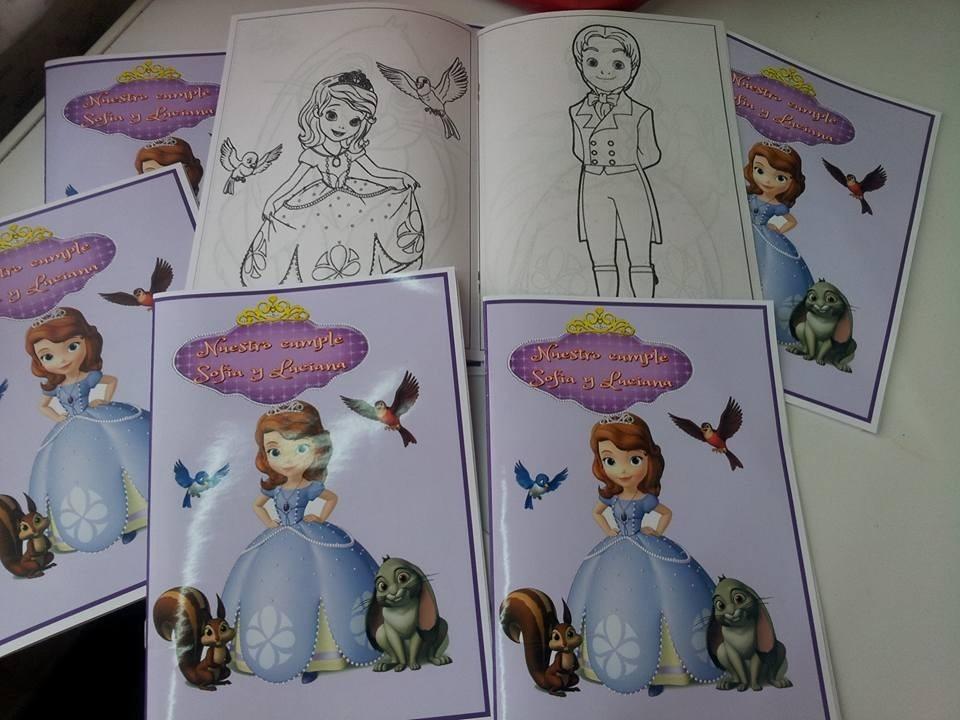 Excelente Libros Personalizados Para Colorear Colección de Imágenes ...