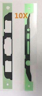 10 x pegamento adhesivo precortado cinta de doble cara para