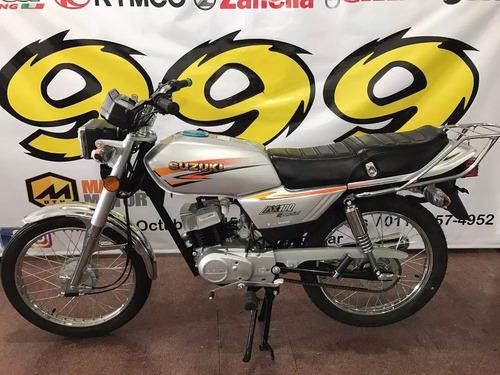 100 moto suzuki
