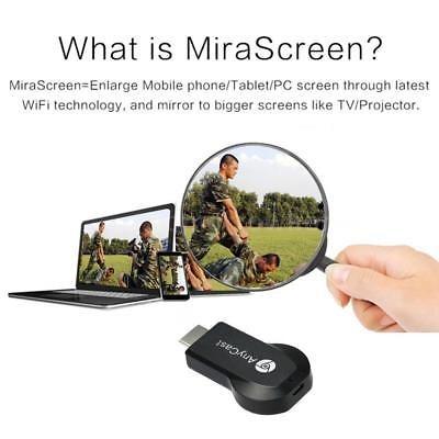 1080p Anycast M2 Mas Wifi Pantalla Receptor Tv Dongle Dlna A ...
