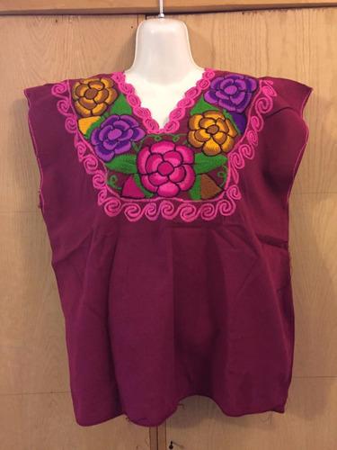 12 blusas de mayoreo, blusas bordadas, blusas mexicanas