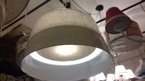 12,fabrica pantallas,iluminacion,lamparas,colgante de techo.