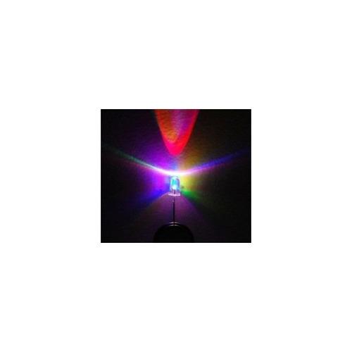 15 x led 5 mm multicolor arcoiris , arduino ,etc