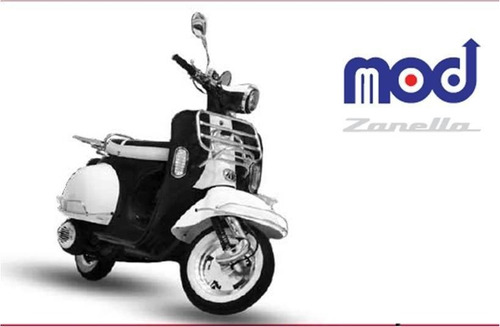 150, scooter, zanella mod