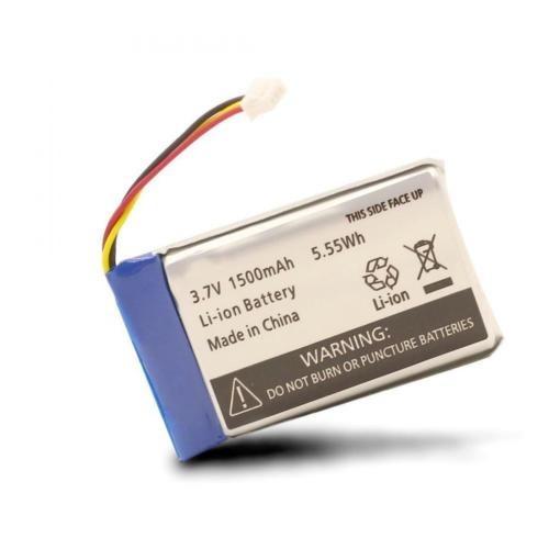 1500mah batería de reemplazo para niño óptica dxr-8 video be