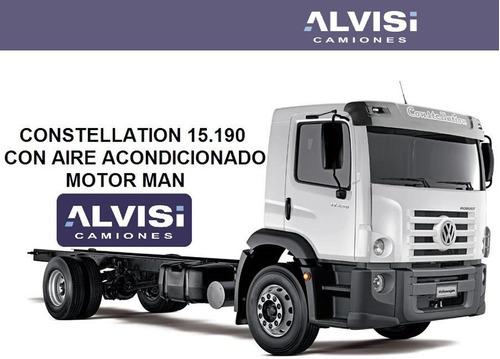 15.190 constellation motor man a/a precio sin iva
