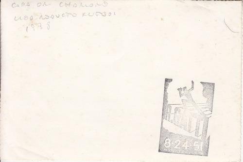 1938 fotografia gatti copa liga reducto futbol montevideo