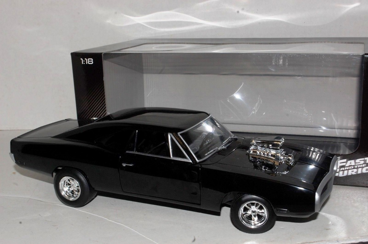 1970 Dodge Charger Black Fast & Furious 1/18 Hot Wheels - $ 1,799.00 on plymouth charger, 1968 hemi charger, 70s charger, blacked out 1970 charger, dom's charger, fast five 70 charger, general lee charger, back of a charger, 1970 brown charger, 1970 hemi charger, car charger, nicest charger, fast and furious charger, body parts for 1969 charger, first charger, fast 5 charger,