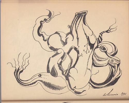 1975 arte uruguay carlos aliseris por jose gomez rifas
