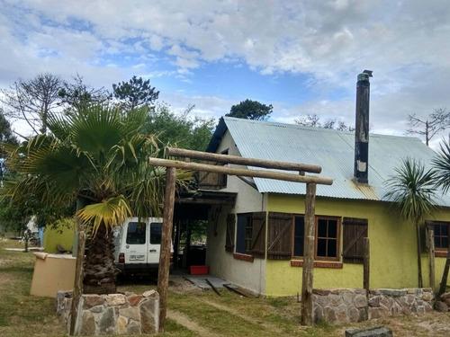 2 casas en ambiente natural paradisíaco