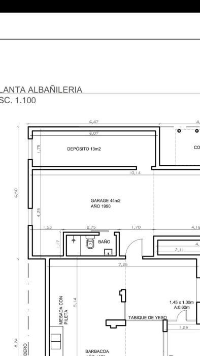 2 casas + frontón + piscina + garage  a reciclar .apta banco