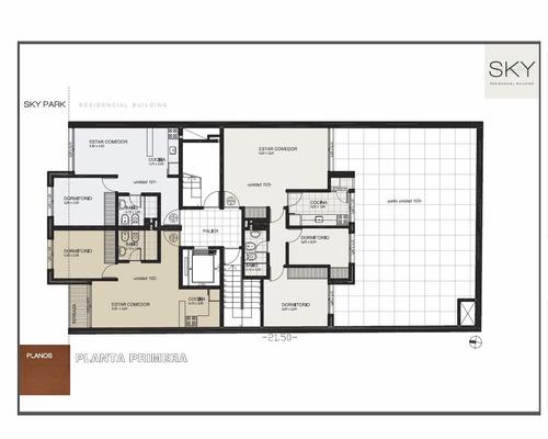 2 dormitorios a pasos 18 de julio, solis, c.vieja y rambla!!