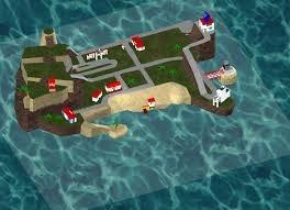 2 juegos para pc la isla (lego) y crimson skies