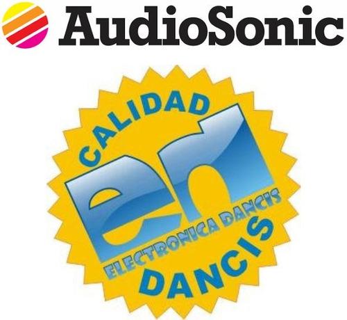 2 microfonos inalambricos de mano vhf c/ fuente envio gratis