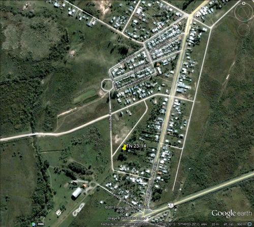 2 terrenos en el general a 4 cuadras de ruta 1