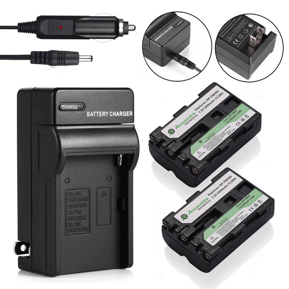 Bateria para Sony Alpha DSLR-a300x