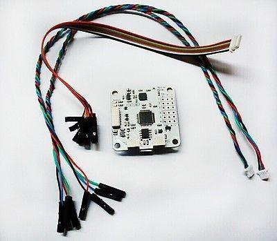 2 x cc3d openpilot multicopter vuelo controlador 32 bits pro