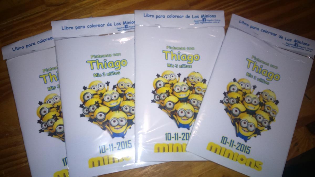 20 Libros Para Colorear + 20cajas Crayones Souvenir Infantil - $ 439 ...